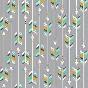 Small Arrows: Rainshine