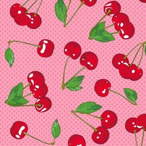 Very Cherry - Pink