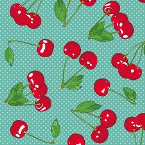Very Cherry - Aqua
