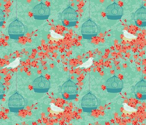 Rrteal_orange_cherry_blossoms_birds_revision_shop_preview