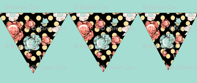 Happy Dots Bunting