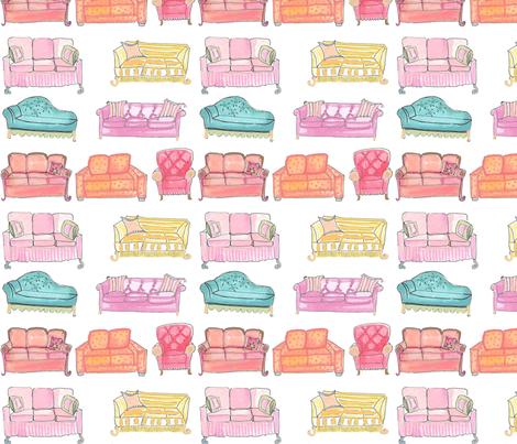 dilly dalian shaelyn fabric by dillydalian on Spoonflower - custom fabric