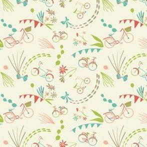 Garden Bike Ride