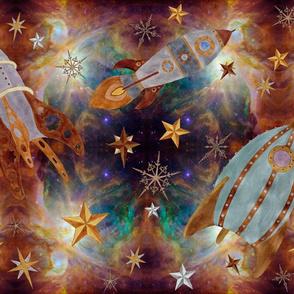 Steampunk Nebula