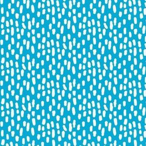 blue dash