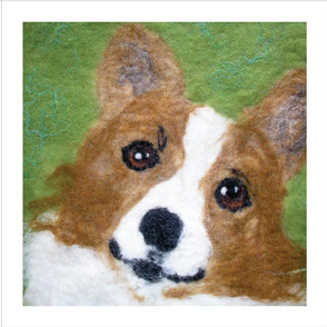 felted_dog_pillow_print