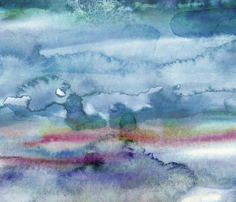 Watercolour - 24 fabric by heytangerine on Spoonflower - custom fabric