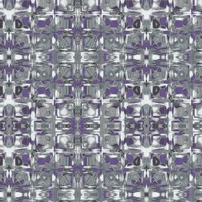 Plum and Sage Green Mosaic