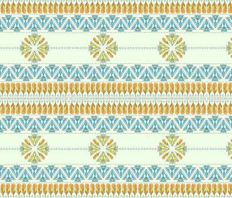 babybird fabric by gretchendiehl on Spoonflower - custom fabric