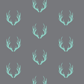 Antlers Mint Reverse