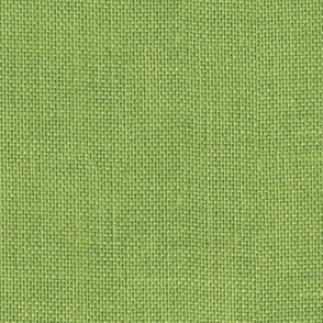 green tea burlap