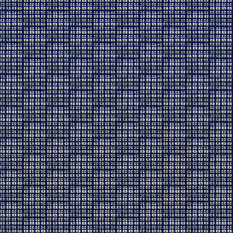 Faded Cross - navy blue, grey, white fabric by materialsgirl on Spoonflower - custom fabric