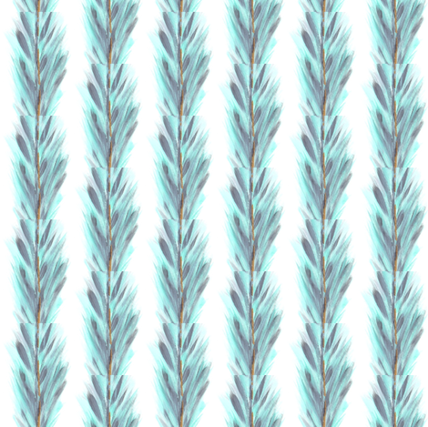 Quill Columns fabric by nliff on Spoonflower - custom fabric