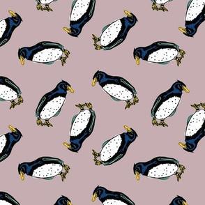 Pinguin rose