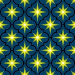 c-rhombus star - firefly