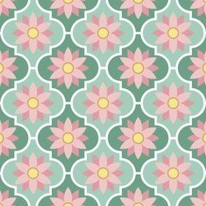 spring fling tiles