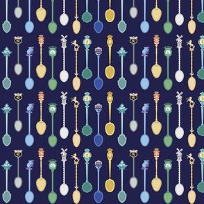 Souvenir Spoons {small}