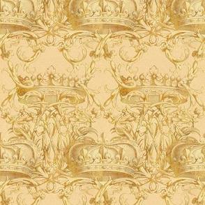 Crown Damask ~ On Parr