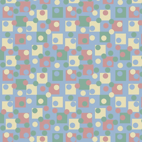 It's the Southwest, Baby! Squares & Dots