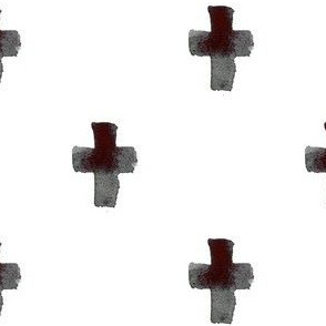 cestlaviv_watercolor_cross_grey