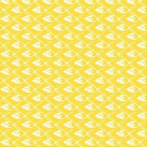 Otomi Fish  - Yellow