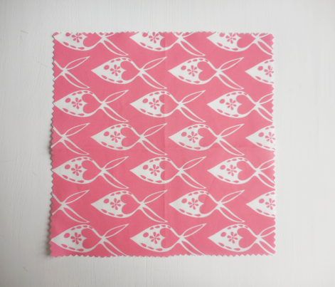 Otomi Fish - Pink