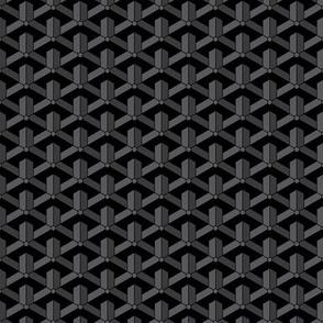 Bishamon Armor - Vivid Black