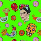 Frida on Lime