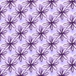 Doodle Flowers - large