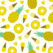 Pineapple summer party