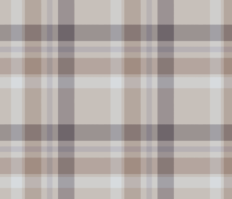 PLAID-GREYS fabric by mammajamma on Spoonflower - custom fabric