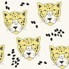 leopard creme - elvelyckan