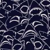 Navy Shark Bite