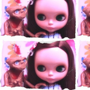 Color Effect Blythe and ET