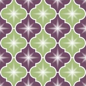 c-rhombus star 2 - geometric