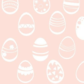 pink-easter-eggs