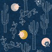 Indigo Cactus