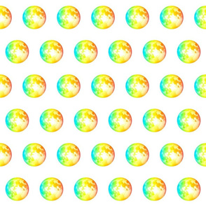 RAINBOW MOONS