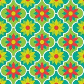 c-rhombus flower 2 - botanic