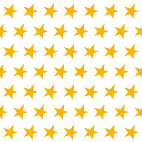 yellow star - papaya