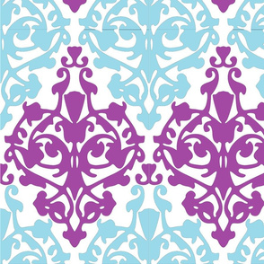Damask_Purple_and_Blue