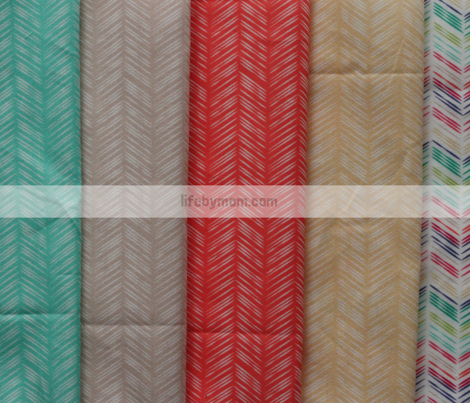 Herringbone: Multi-Color
