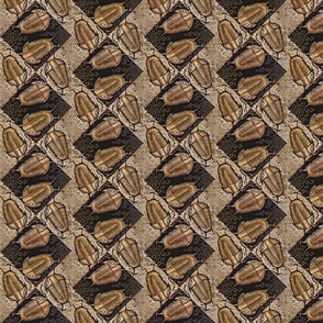 Trilobite Tiles (Squares)