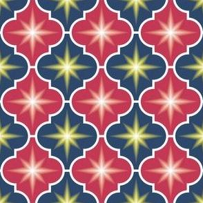 c-rhombus star 2 - matisse
