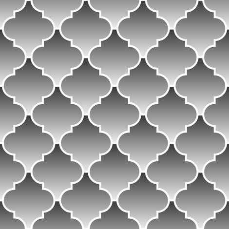 04049280 : c-rhombus - greyscale fabric by sef on Spoonflower - custom fabric