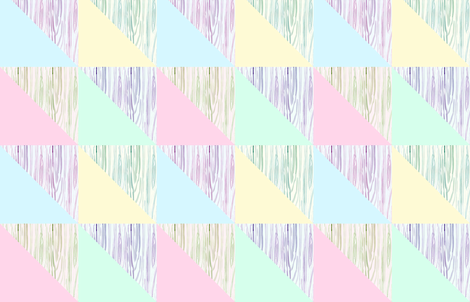 cestlaviv_timbre_pastel fabric by @vivsfabulousmess on Spoonflower - custom fabric