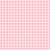 dots light pink