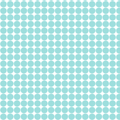 dots light teal
