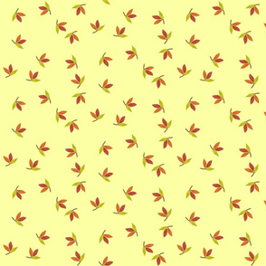 small leaves ditzy
