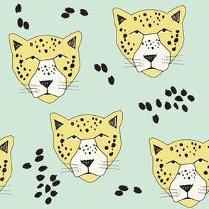 leopard mint - elvelyckan